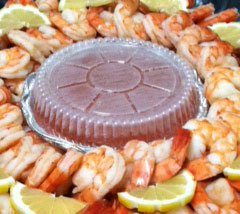 Rowayton Market Thanksgiving Menu - Jumbo Shrimp Platter
